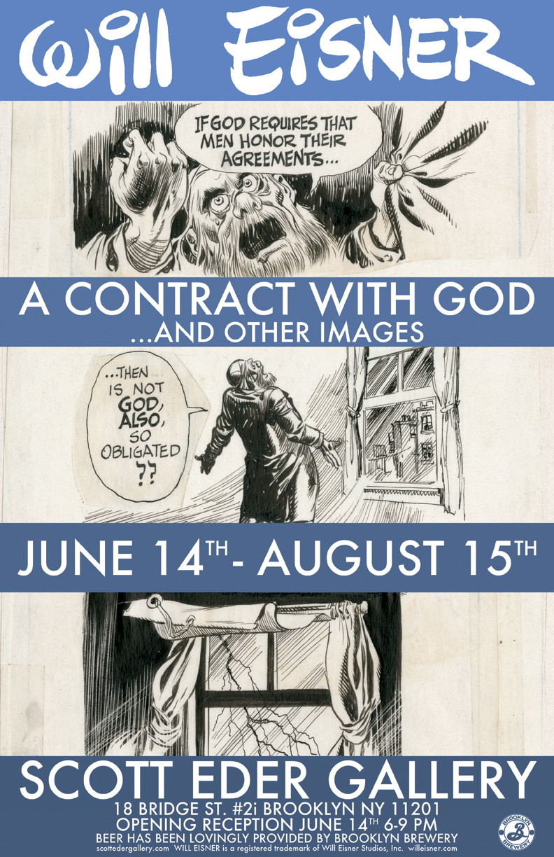 Will Eisner: A Contract with God